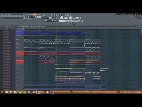 Kygo - Stay ft Maty NoyesSyohe RemakeFL Studio12 +FLP