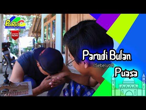 Parodi Bulan Puasa   Film Ngapak kebumen   BURES TV