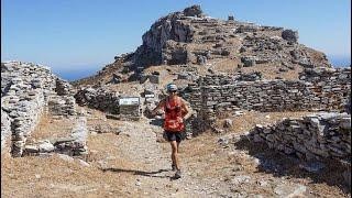Andros Trail Race [Aγώνας Ορεινού Τρεξίματος Άνδρου] 24 km (Cyclades, Greece; September 29, 2019)
