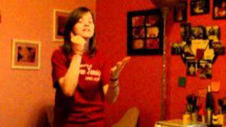 I just want you to know By Relient K (ASL)