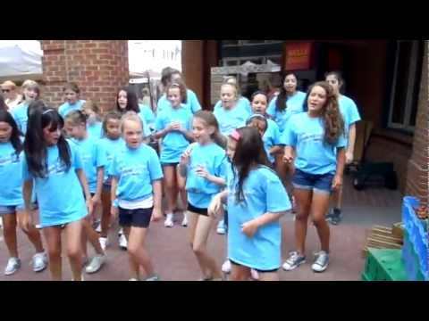 What Makes You Beautiful - AIM Singing Camp