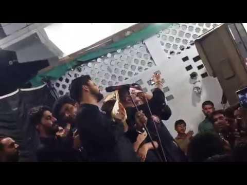 Roye Thi Roz Sughra S.a Noha - Zamin Ali At Imam Bargah Ya Qamar  E Bani Hashim Nawabshah