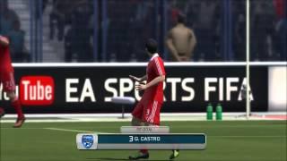 FIFA 14 - GAMEPLAY HIGHLIGHTS!!!