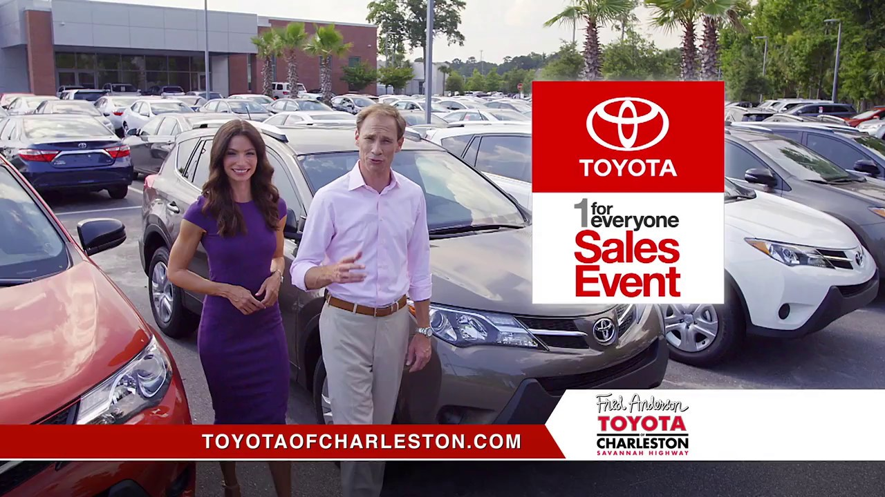 Wonderful Fred Anderson Toyota Of Charleston   1 For Everyone