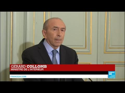 Attentat de Manchester : Gérard Collomb (Intérieur) exprime sa solidarité au peuple britannique