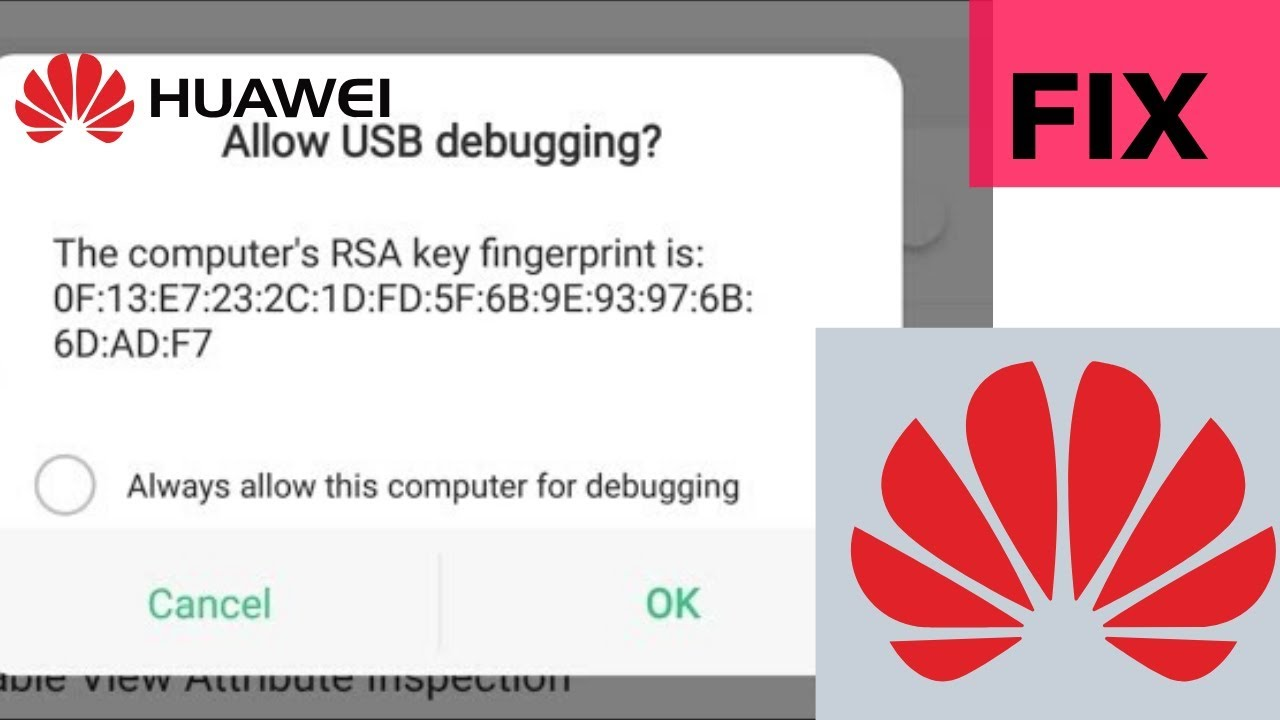 Huawei Because An App Is Obscuring A Permissions Request Settings Can T Verify Your Response Fix Youtube