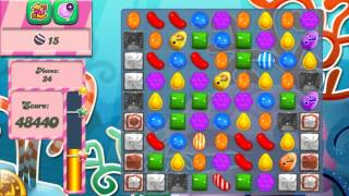 Candy Crush Saga Level 312 No Boosters