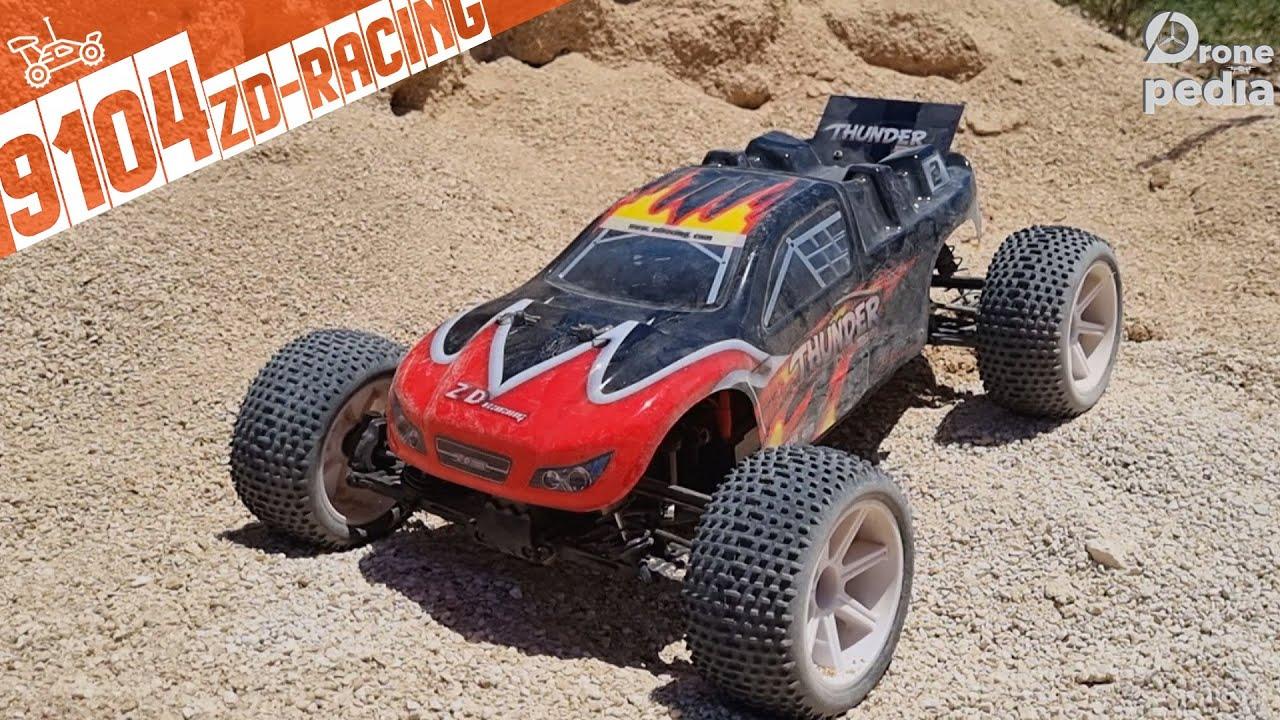 Download ¡WOW! ZD Racing 9104 Brushless Thunder ZTX-10 ¿les parece buen precio? |DRONEPEDIA