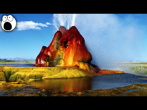 10 Most AMAZING Natural Wonders Of the World