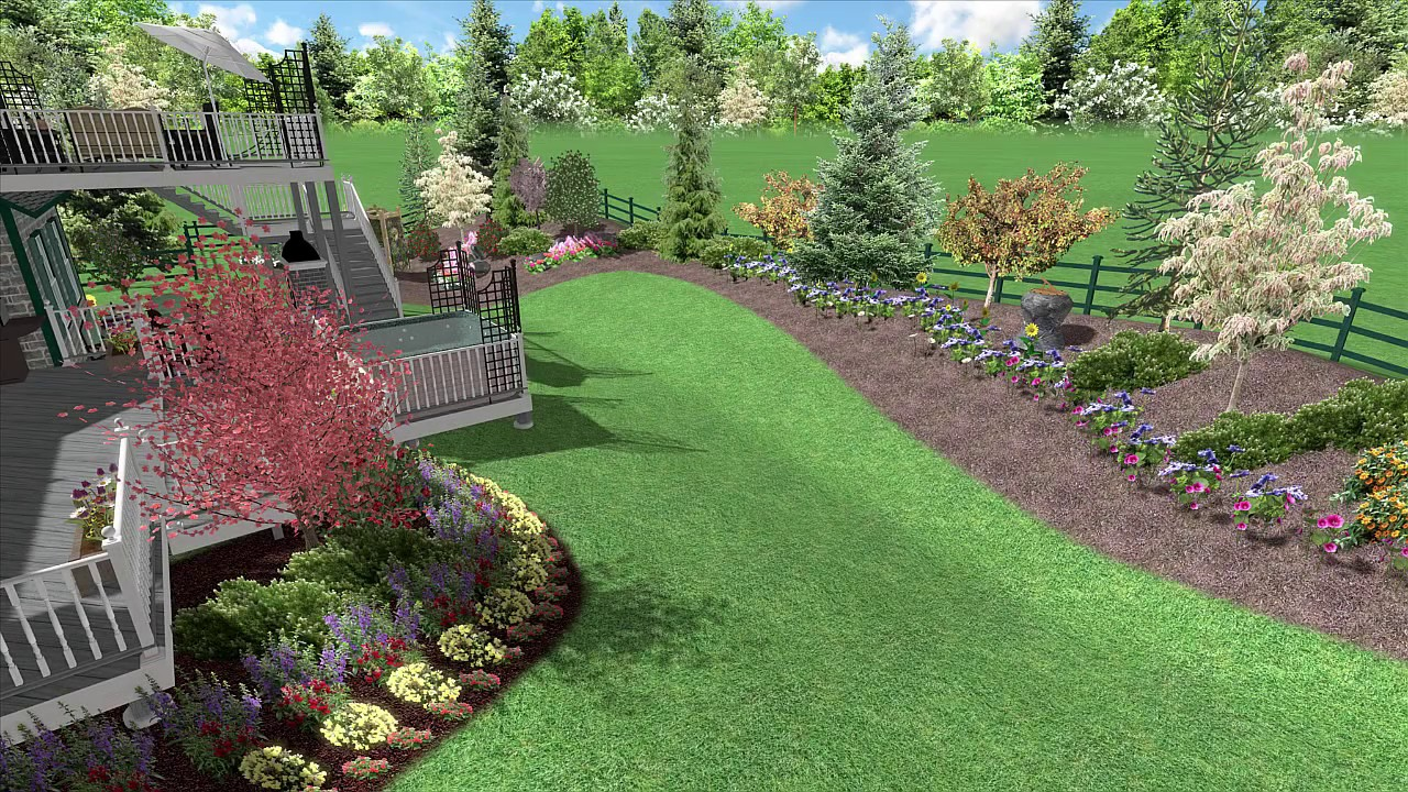 Realtime Landscaping Architect 2016 Youtube