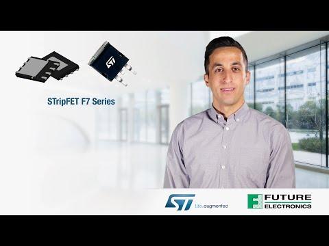 ST's Power Transistors; STripFET F7, MDmesh M5, MDmesh M2 and SiC MOSFETs