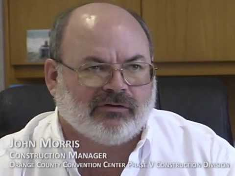 John Morris talks about Orange County Convention Center Phase V