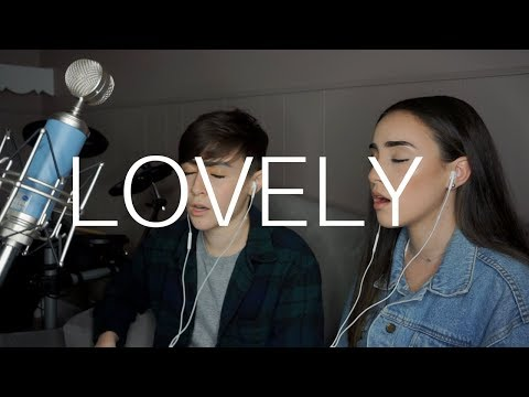Lovely - Billie Eilish with Khalid Cover (by Dane & Stephanie)