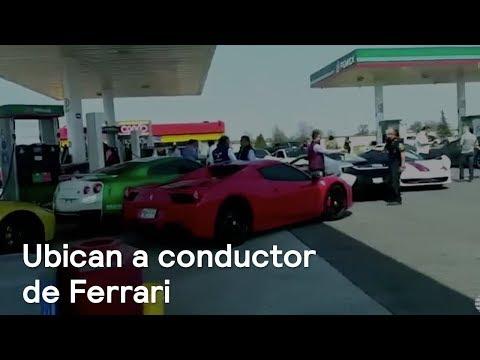 Revelan identidad del conductor de Ferrari calcinado - En Punto con Denise Maerker