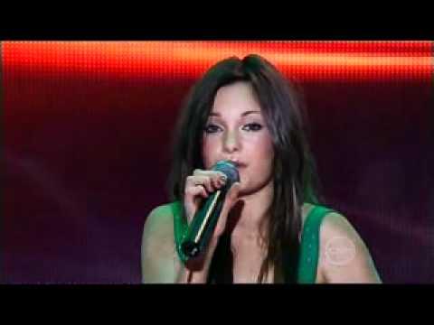Lisa Mitchell - A Thousand Miles (Australian Idol Top 10 ...