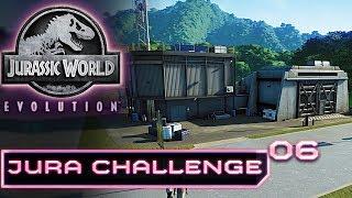 Jurassic World Evolution Deutsch Challenge Jura Besucherzentren Deutsch German #6
