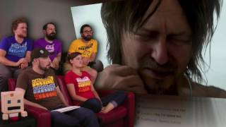 Death Stranding Announcement Trailer! | E3 2016 Show and Trailer!