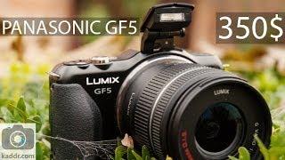 видео Тест - сравнение фотоаппаратов Panasonic Lumix DMC-GF5 и DMC-GH3