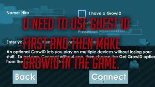Growtopia Private Server Tutorial (UPDATED)