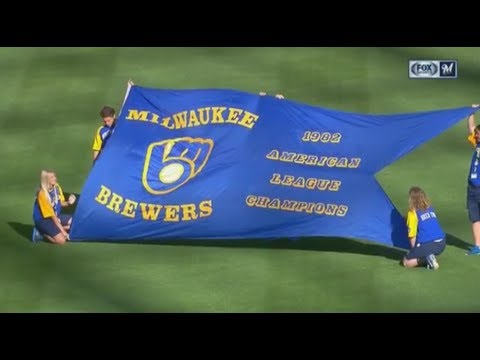 '82 Milwaukee Brewers reunite for 35th anniversary