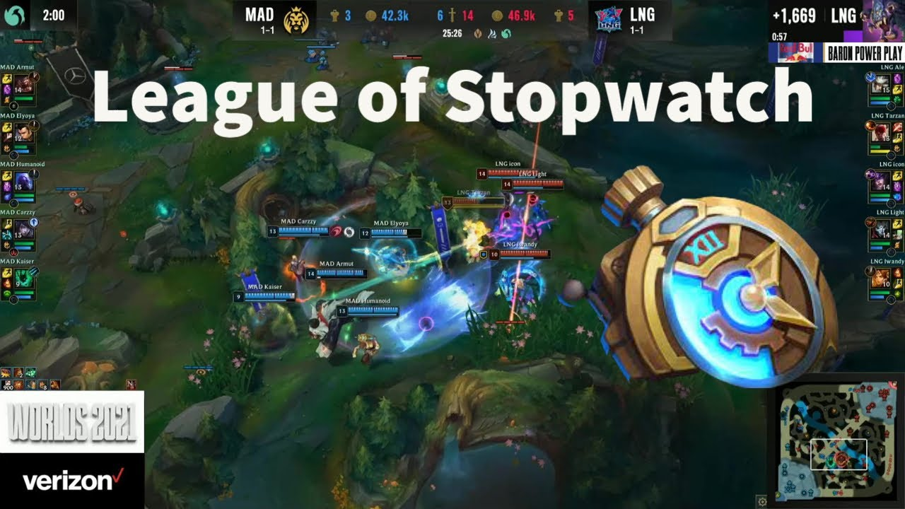 Download League Of Stopwatch At The World Championships...