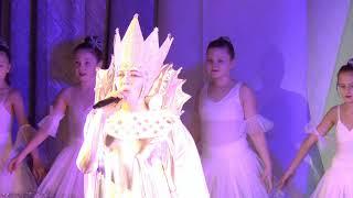 Новогодняя сказка Снежная Королева