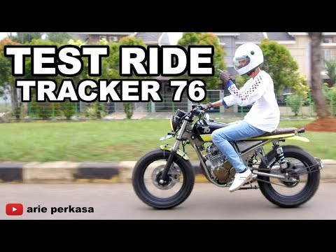 test ride tracker 76