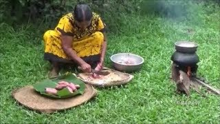 Village Foods ❤ Sweet Potato Breakfast prepared in my Village by my Mom