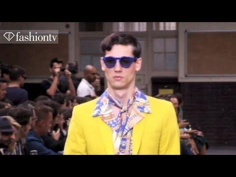 Kenzo Runway Show - Paris Men's Fashion Week Spring 2012 | FashionTV - FTV.com
