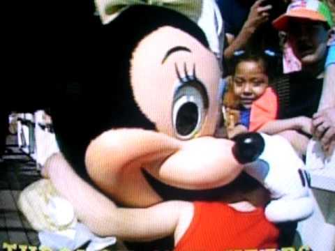Disneyland fun: making memories