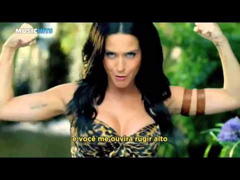 Katy Perry   Roar (Tradução-Português) [Clipe Oficial]