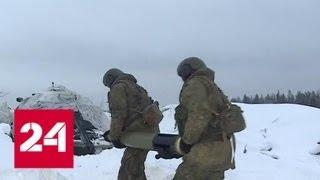 Под Петербургом военные осваивают