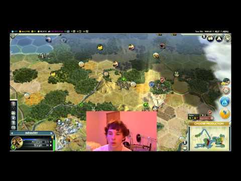 Civilization V ( Ep.2: Fighter Jets and Electricity )