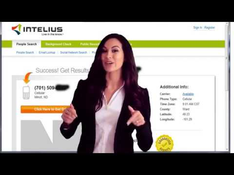 Intelius Free Trial  - Intelius Criminal Background Check