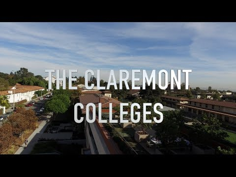 Walking Through the Claremont Colleges