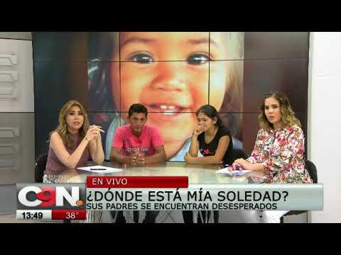 ¿Dónde está Mía Soledad?