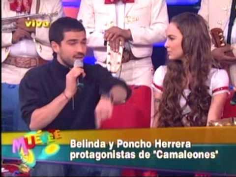 Belinda Y Poncho En Muevete