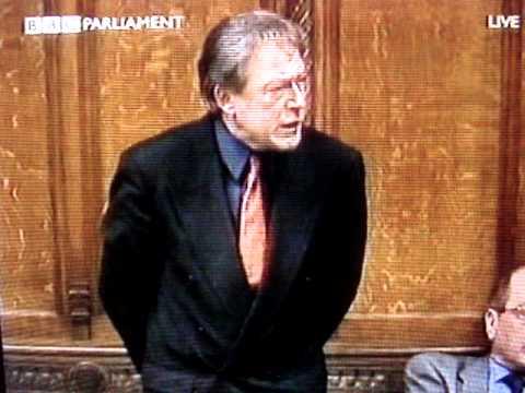 House of Commons - Tony Banks & Sir Alan Haselhurst