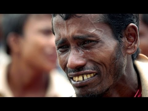 Mosaic News - 07/20/12: International Community Remains Silent on Ethnic Cleansing in Myanmar