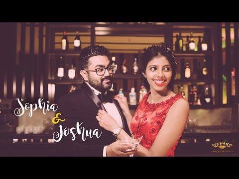 Engagement Tale | Sophia & Joshua |  Epicstories | India | Available Worldwide