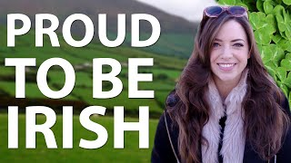 Asking Irish People Why They Are Proud To Be Irish