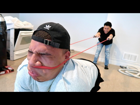 SCARY JAPANESE FACE TORTURE EXPERIMENT!!