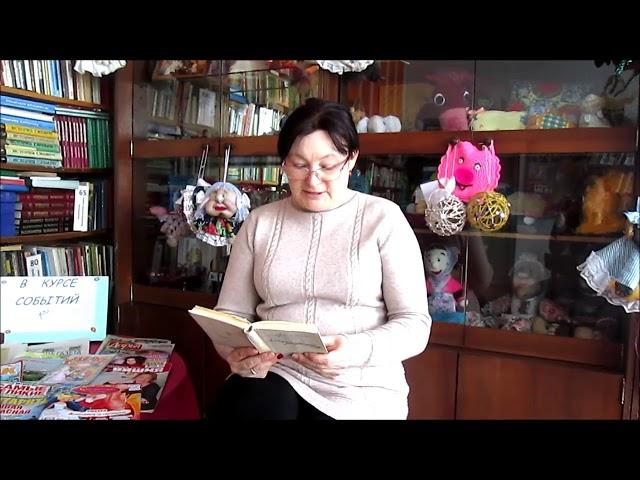 Изображение предпросмотра прочтения – СветланаТараканова читает произведение «О, весна! Без конца и без края» А.А.Блока