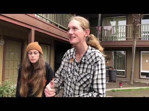Tenants Remain At Shuttered Modesto Motel