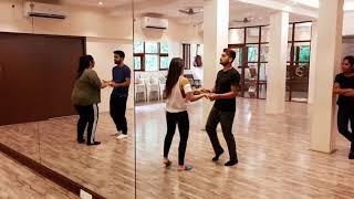 Latin dance   bachata   couple dance   Impulse studio Mumbai