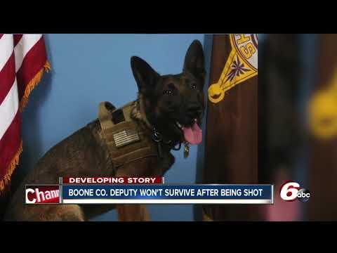 Who was Boone County Sheriff's Deputy Jacob Pickett