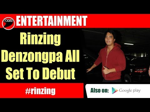 Rinzing Denzongpa to Debut in Bollywood with Action Packed Squad Mp3