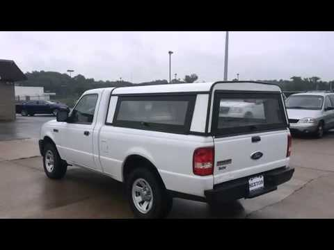 2008 ford ranger xl in moline il 61265 youtube. Black Bedroom Furniture Sets. Home Design Ideas