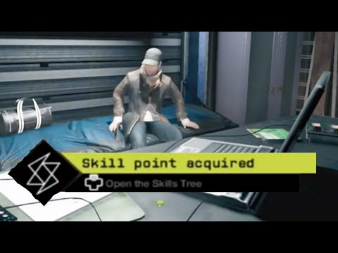 Watch Dogs - Unlimited XP Level 50 at the Beginning of the Game