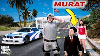 MURAT'IN KÜÇÜK KARDEŞİ BEŞİR ASKERE GİDİYOR! - GTA 5 MURAT'IN HAYATI